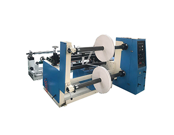 JT-SLT-1300 Automatic Paper Slitting Rewinding Machine