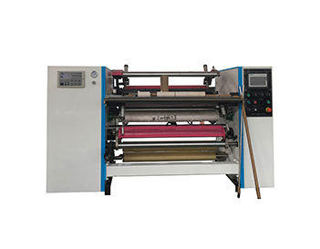 JT-SLT-900A Thermal Paper Slitting Rewinding Machine