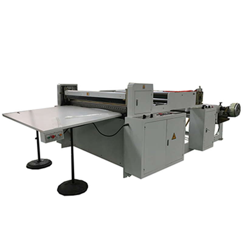 JT-SHT-1600 High Speed Paper Roll To Sheeting Machine