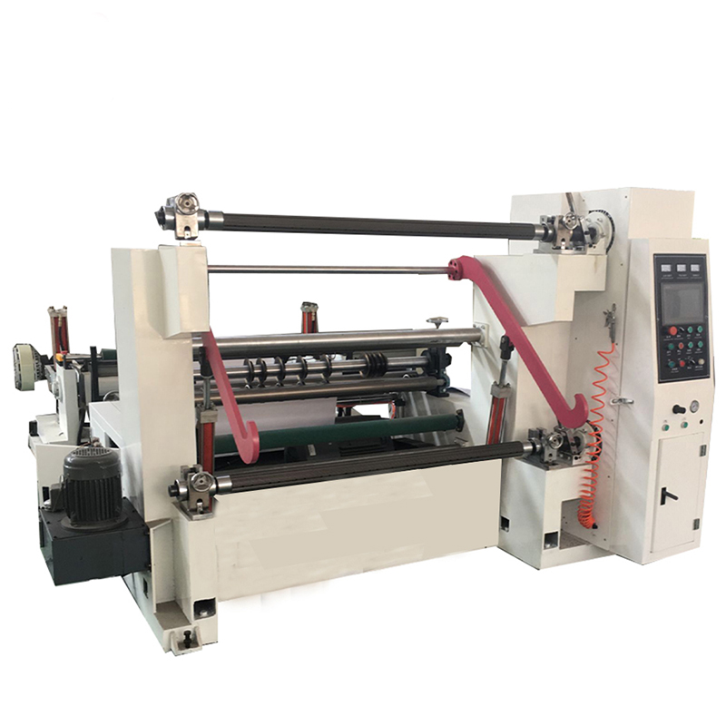 JT-SLT-1300C Paper Or Film Slitting Rewinding Machine
