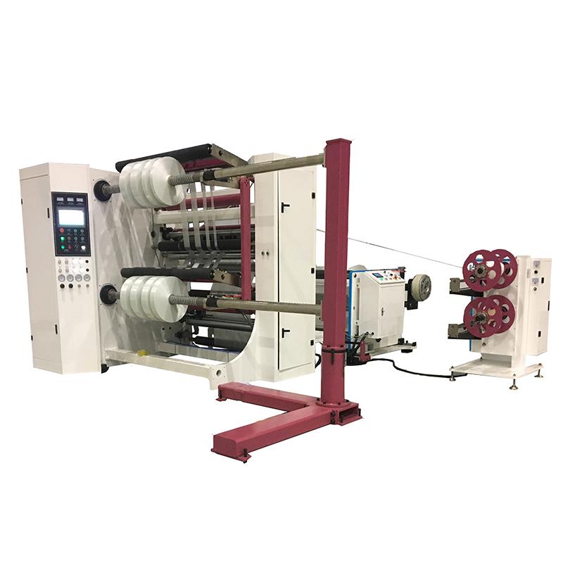 JT-SLT-1600D New Condition Fiber Glass Paper Slitting Rewinding Machine