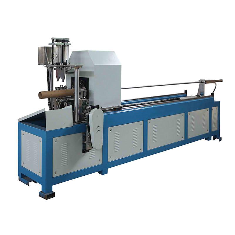 JT-SL-2000 Semi-Automatic Shaftless Paper Core Cutting Machine