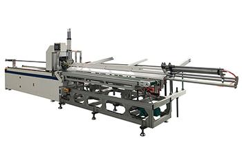 Fully-Automatic-Paper-Core-Cutting-Machine
