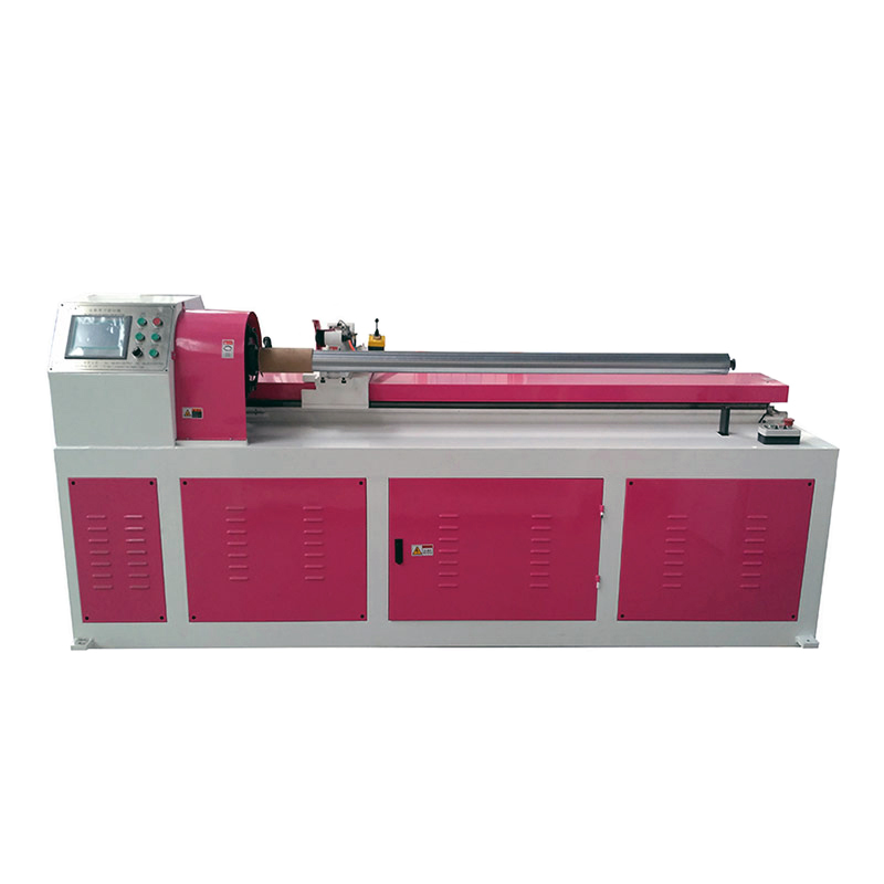 Cardboard-Tube-Cutter-Machine