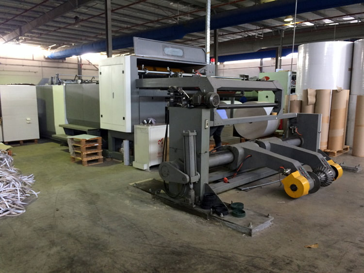 Rotary-Paper-Sheeter-in-Nasrpac-Factory