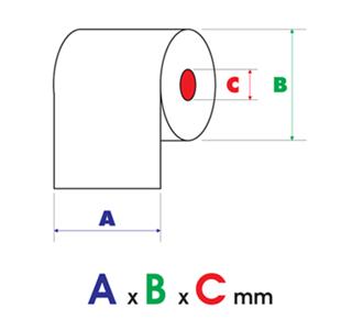 Thermal-Paper-Length-Calculator
