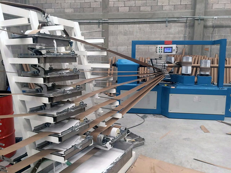 JT-200A-Paper-Core-Winding-Machine-4