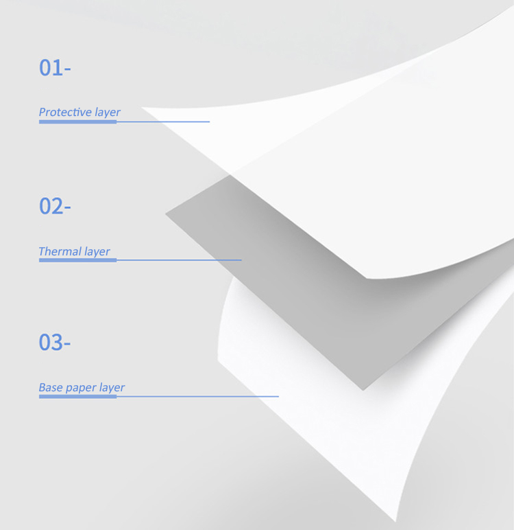 Thermal-Paper-Structure